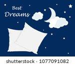 vector illustration  the best... | Shutterstock .eps vector #1077091082