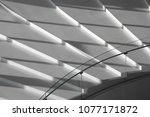 stairs. close up image in... | Shutterstock . vector #1077171872