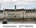 london  england   june 16 2016  ...   Shutterstock . vector #1077186656