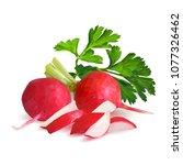 fresh  nutritious  tasty red...   Shutterstock .eps vector #1077326462