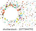 abstract background for summer... | Shutterstock .eps vector #1077344792