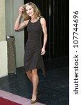 holly hunter  at the award... | Shutterstock . vector #107744696