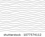 wave stripe background   simple ... | Shutterstock .eps vector #1077574112
