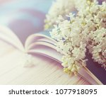Spring Romantic Bouquet Of A...