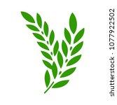 gluten free icon. vector gluten ... | Shutterstock .eps vector #1077922502