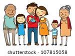 cartoon vector illustration of... | Shutterstock .eps vector #107815058