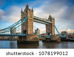 London  England   Iconic Tower...