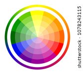 vector illustration of color... | Shutterstock .eps vector #1078243115