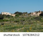 the small island of gozo | Shutterstock . vector #1078284212