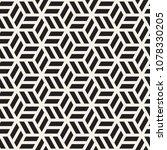 vector seamless pattern. modern ... | Shutterstock .eps vector #1078330205