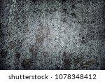 metal texture with scratches...   Shutterstock . vector #1078348412