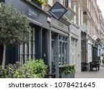 london  april  2018  seymour... | Shutterstock . vector #1078421645