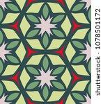 seamless pattern morrocan... | Shutterstock .eps vector #1078501172