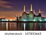 Battersea Power Station River...