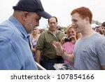 ridgefield pk  nj july 14 ... | Shutterstock . vector #107854166