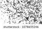 black musical notes on white... | Shutterstock .eps vector #1078655246