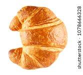 Freshly Baked Croissant...