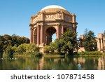 famous san francisco landmark   ... | Shutterstock . vector #107871458