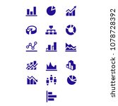 data analysis icon   Shutterstock .eps vector #1078728392