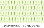 leaf pattern light green... | Shutterstock .eps vector #1078779788