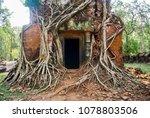 most south sanctuarybprasat...   Shutterstock . vector #1078803506