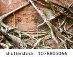 most south sanctuary prasat...   Shutterstock . vector #1078805066