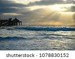 landscape in san diego southern ... | Shutterstock . vector #1078830152