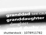 granddaughter word in a...   Shutterstock . vector #1078911782