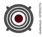 music stereo   vector speaker... | Shutterstock .eps vector #1078932776