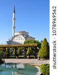 october 19 2015  old mosque aka ... | Shutterstock . vector #1078969562