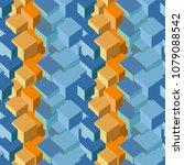 seamless pattern background...   Shutterstock .eps vector #1079088542