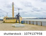 Statue of John Frederic Walker in Liverpool, England
