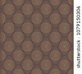 mandala vector design element.... | Shutterstock .eps vector #1079150306
