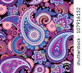 seamless pattern based on... | Shutterstock .eps vector #107916152