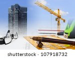 design and develop a... | Shutterstock . vector #107918732