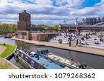 london  united kingdom   april... | Shutterstock . vector #1079268362