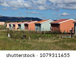molteno  south africa   a low... | Shutterstock . vector #1079311655