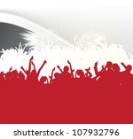 event illustration | Shutterstock . vector #107932796
