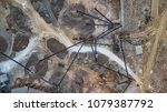 aerial view of crushed stone...   Shutterstock . vector #1079387792