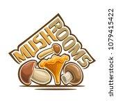 illustration for logo of heap...   Shutterstock . vector #1079415422