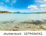 clear water in porto istana... | Shutterstock . vector #1079436542