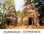 most south sanctuary prasat...   Shutterstock . vector #1079454476