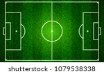 football field scheme | Shutterstock .eps vector #1079538338