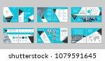 brochure creative design....   Shutterstock .eps vector #1079591645