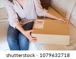 concept of delivery  shipping... | Shutterstock . vector #1079632718