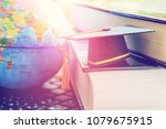 graduate certificate program... | Shutterstock . vector #1079675915