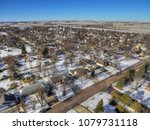 valley springs is a small...   Shutterstock . vector #1079731118
