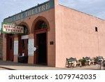 Birdcage Theatre In Tombstone...