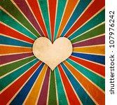 Grunge Love Poster
