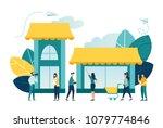 vector illustration  flat style ...   Shutterstock .eps vector #1079774846